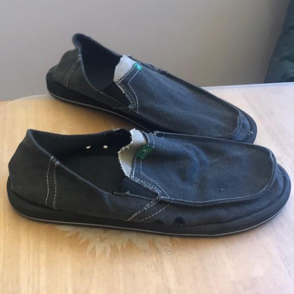 Sanuk Other - Men's canvas  shoes